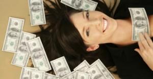 Сколько денег нужно женщине для счастья?
