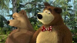 Фото из мультфильма Маша и Медведь - Цитаты - Любоффь, любоффь..