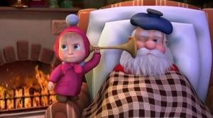 Фразы из мультфильма Маша и медведь - фото