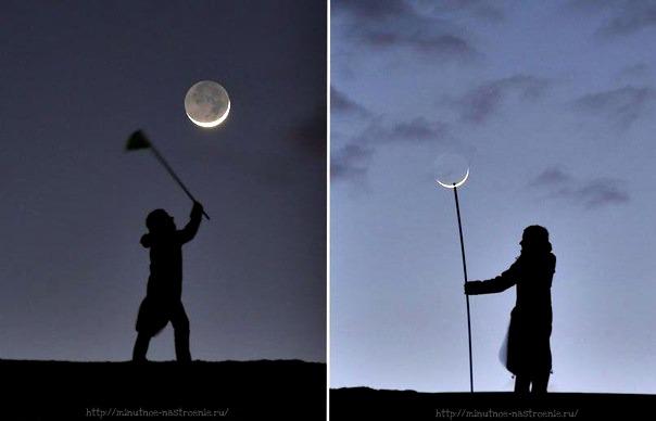 Игры с луной 7