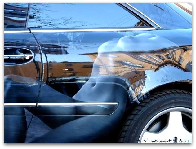 Аэрография на автомобилях обнаженная девушка