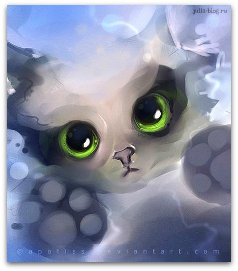 Загадочные котята Apofiss foto 13