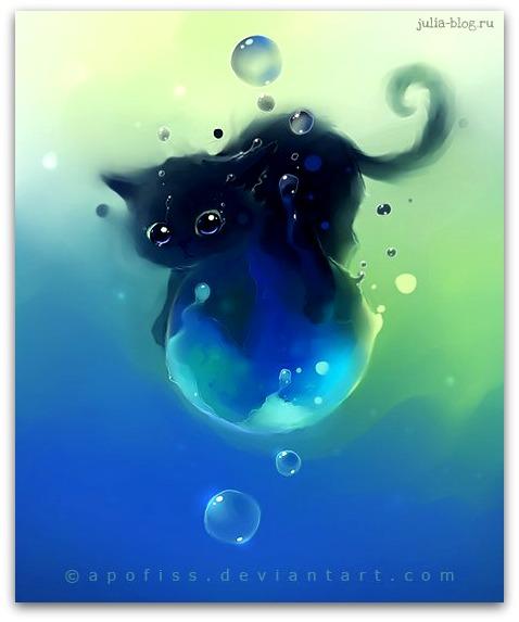 Загадочные котята Apofiss foto  14