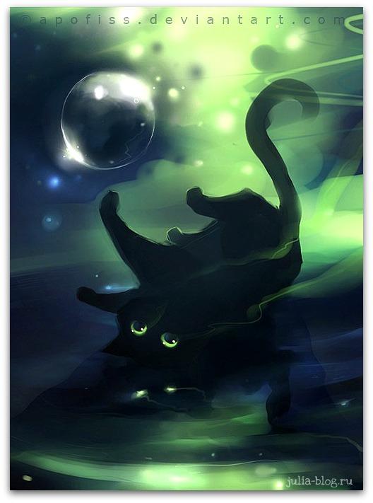 Загадочные котята Apofiss foto 16