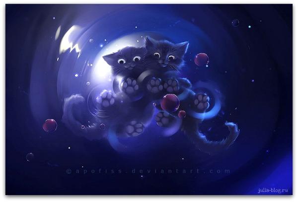 Загадочные котята Apofiss foto 17