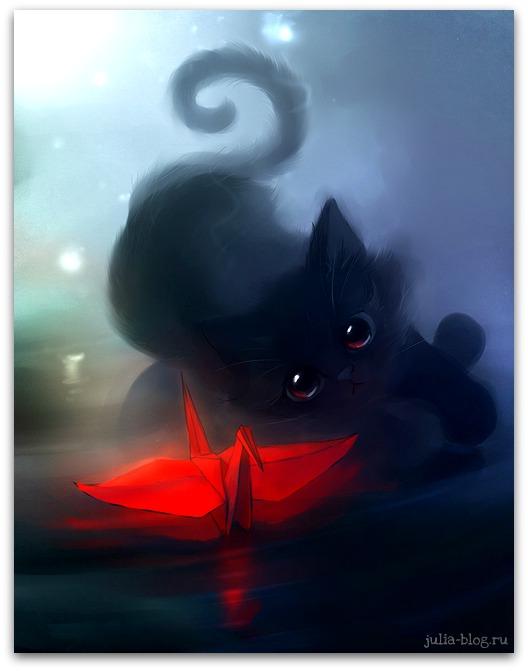 Загадочные котята Apofiss foto 5