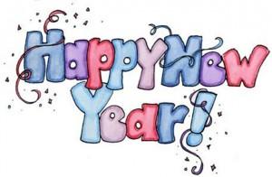 С новым годом на разных языках мира - фото