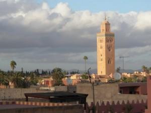 Туристам о Марракеше (Марокко)