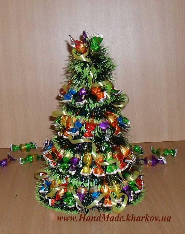 Новогодние подарки детям не конфеты 677
