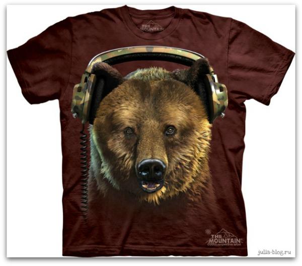 Звериные футболки часть 2 DJ Hoops