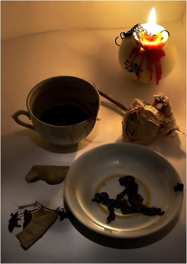 Гадание на кофейной гуще фото секс