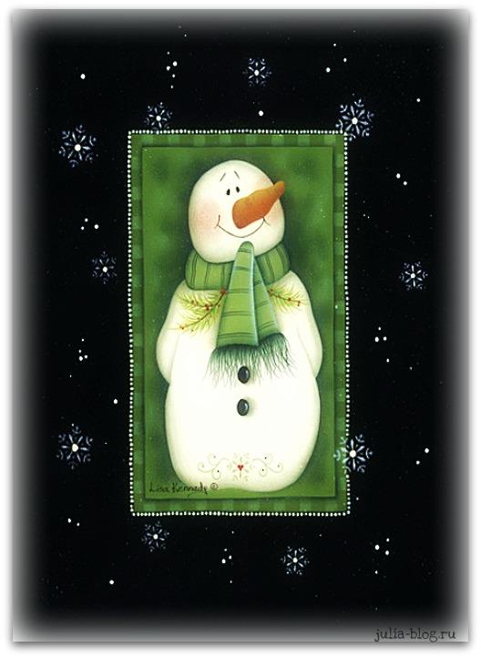 картинки со снеговиками