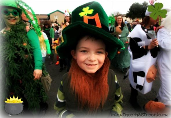 праздник в Ирландии день святого патрика