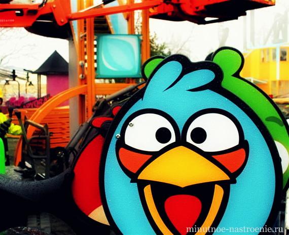 Парк Angry Birds Land