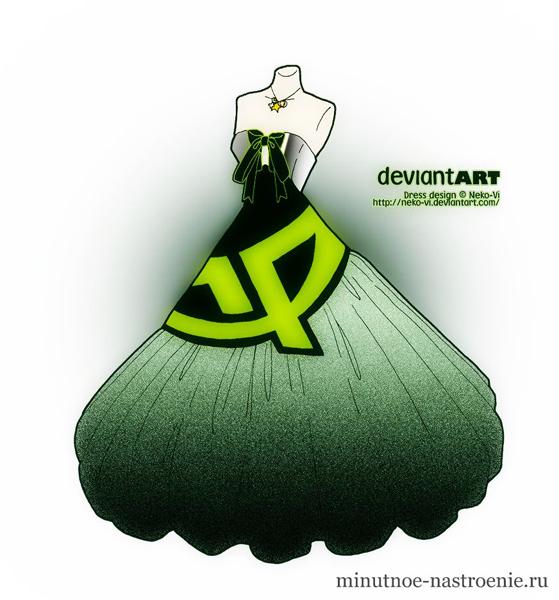 Выпускное платье DevianArt