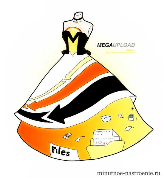 Выпускное платье MegaUpload