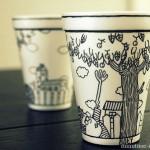 Kofejnye stakanchiki foto  10