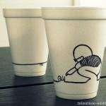 Kofejnye stakanchiki foto  11