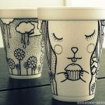 Kofejnye stakanchiki foto  16