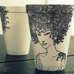 Kofejnye stakanchiki foto  2