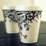 Kofejnye stakanchiki foto  20