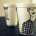 Kofejnye stakanchiki foto  22