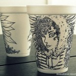 Kofejnye stakanchiki foto  9