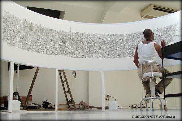 Панорама  Стивена Вилтшера
