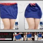 пакет женская юбочка