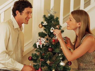 Как украсить елку на Новый год змеи 2013 фото