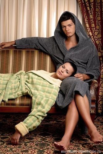 Как выбрать махровый халат в подарок фото