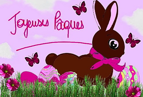 Как празднуют Пасху во Франции фото