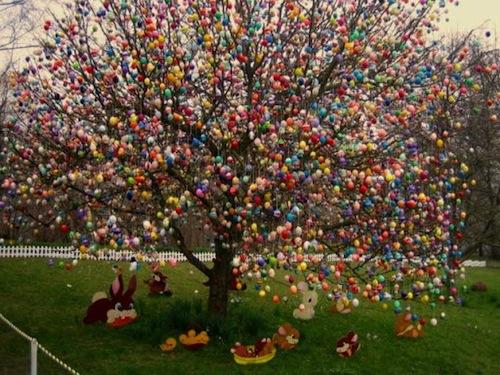Как празднуют Пасху в разных странах фото