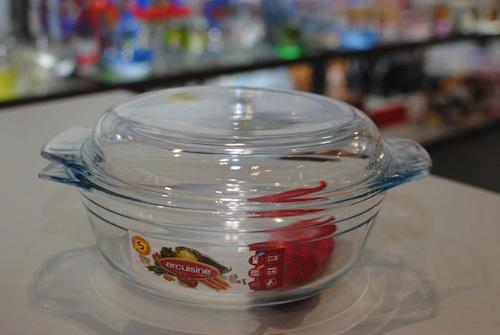 Жаропрочная стеклянная посуда фото