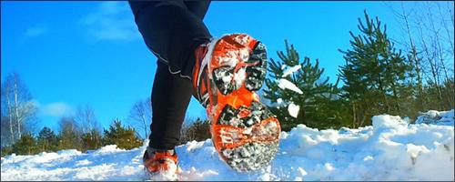 Как надо бегать зимой фото