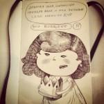 Почему девочка злится