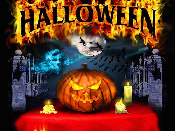 Как гадать на Хэллоуин