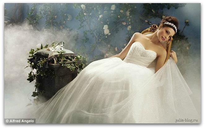 свадебное платье Золушки фото