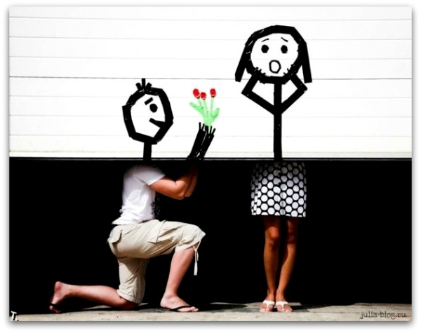 креативная картинка о любви 1