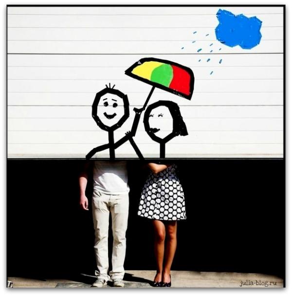 креативная картинка о любви  4