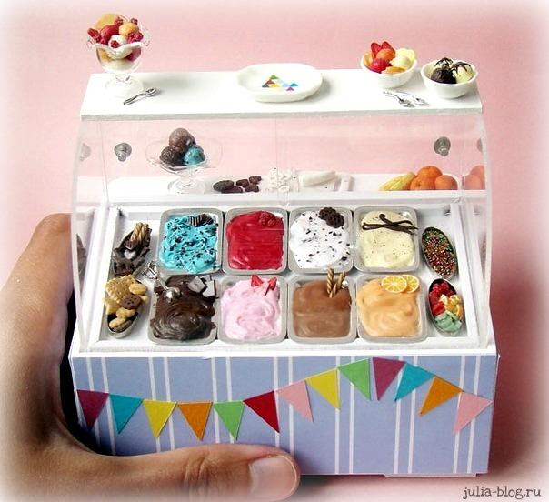 Кукольные десерты картинки
