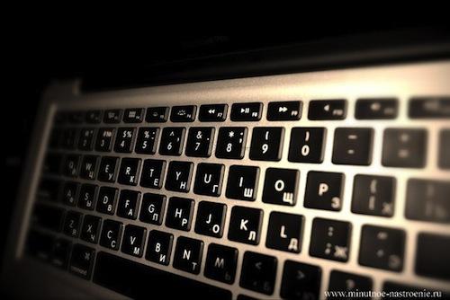Почему буквы на клавиатуре расположены не по алфавиту?