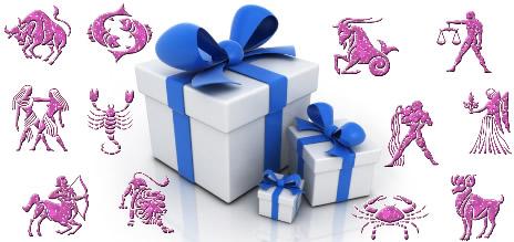 Выбор подарков по знаку зодиака