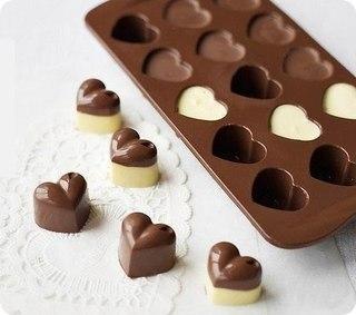 Домашний шоколад фото