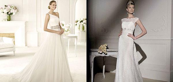 Свадебное платье и тип фигуры треугольник фото