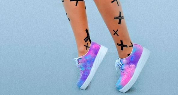 Модные криперы 2014 ajnj