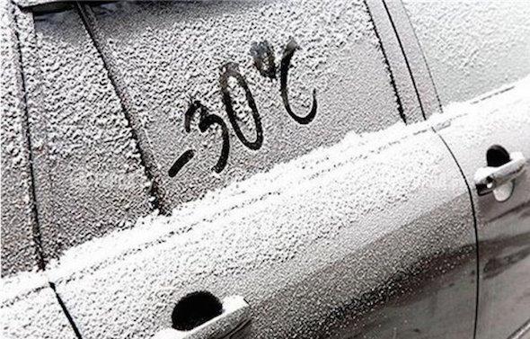 Как правильно защитить себя в мороз