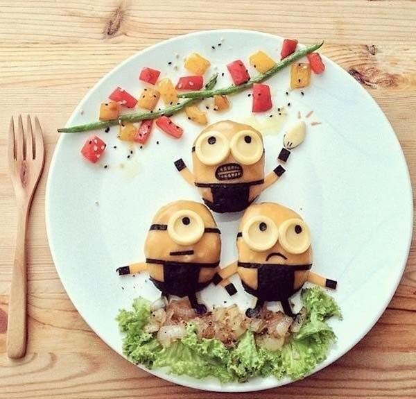 Аппетитные завтраки